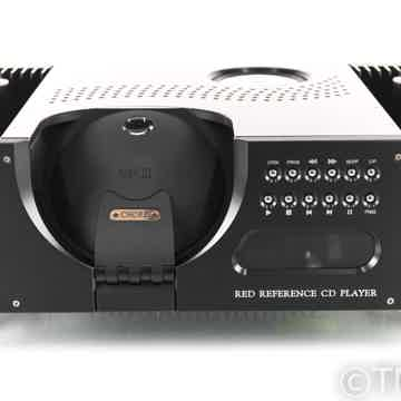 Red Reference Mk III Upsampling CD Player