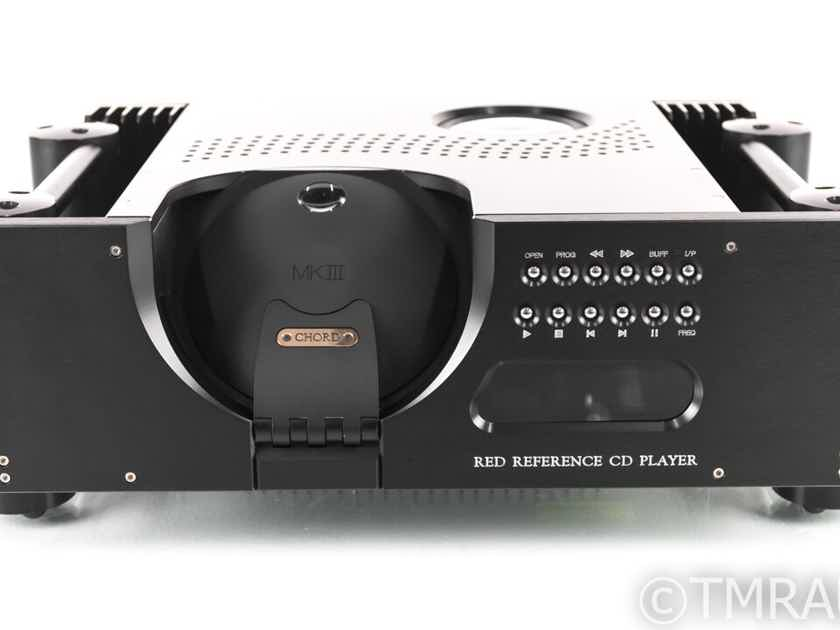 Chord Red Reference Mk III Upsampling CD Player; DAC; Remote (23608)