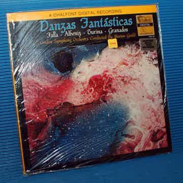 "FALLA / ALBENIZ / TURINA / GRANADOS   - ""Danzas Fantast..."