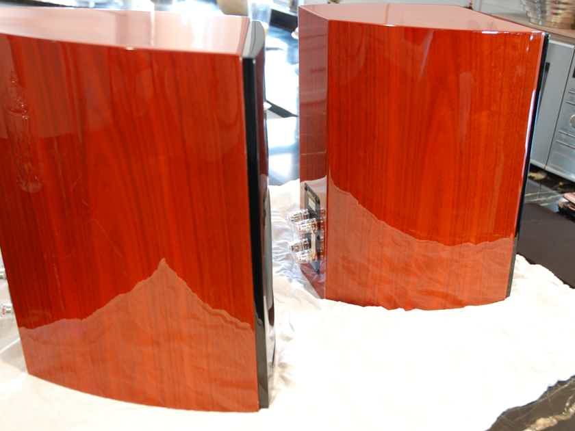 Aerial Acoustics 5t High Gloss Rosenut