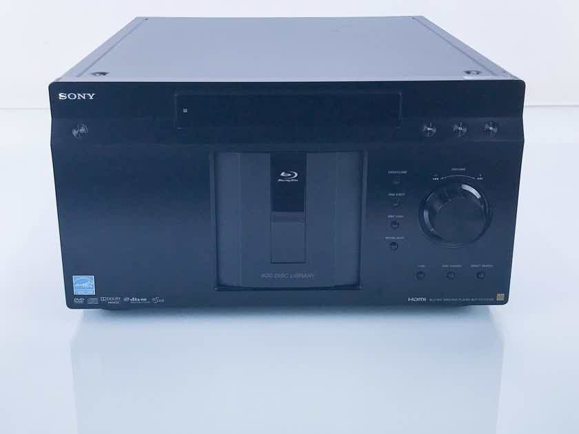 Sony BDP-CX7000ES Blu-Ray / DVD 400 Disc Changer; Player (No Remote) (17717)