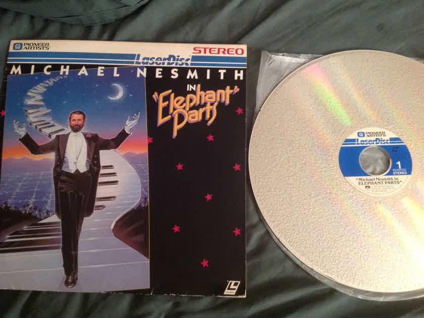 Michael Nesmith  Elephant Parts Pioneer Artists Stereo Laserdisc