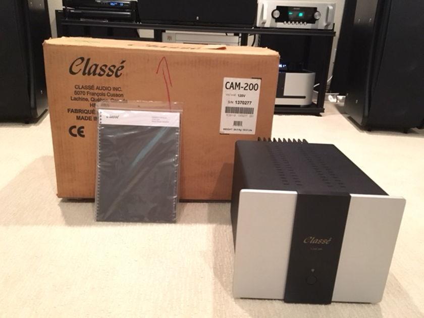 Classe CAM-200 Monoblock Amplifiers