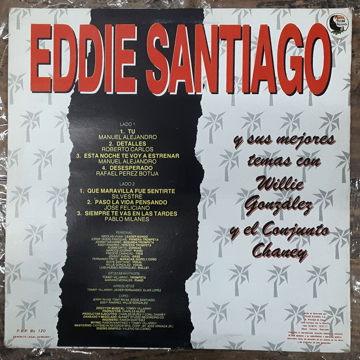 Eddie Santiago El Romantico De La Salsa