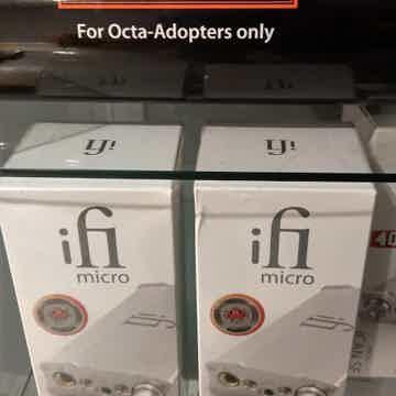 iFi Micro iDSD Octa