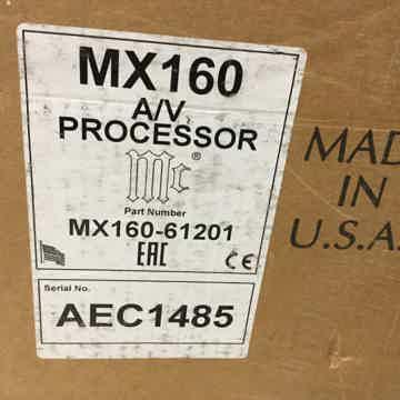 McIntosh MX 160
