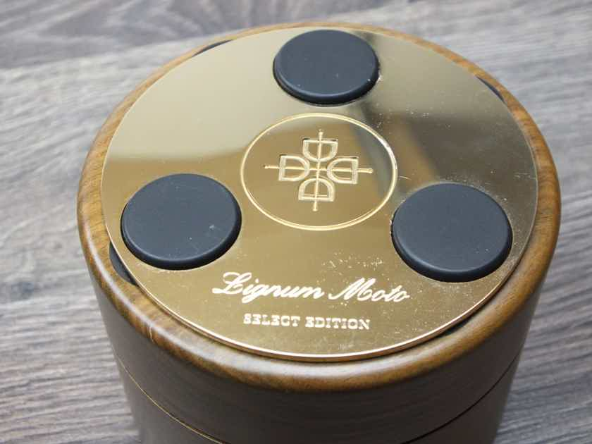 Dalby Audio Lignum Moto resonation damper