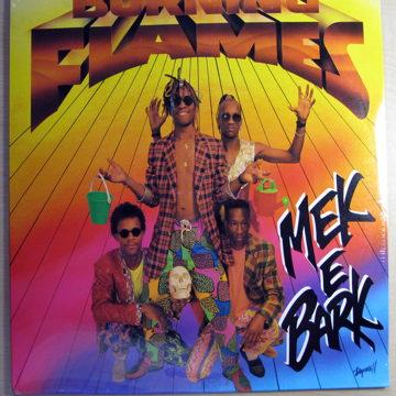 """Burning Flames Mek """"E"""" Bark"""