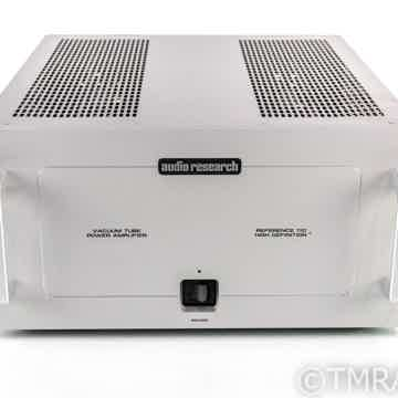 Reference 110 Stereo Tube Power Amplifier