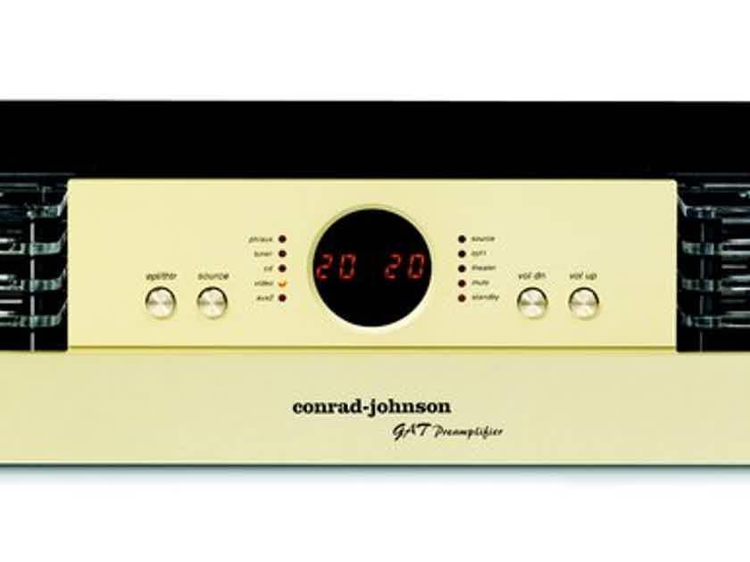 Conrad Johnson GAT S2 REFERENCE PRE AMP