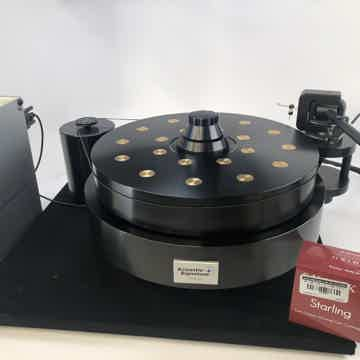 Acoustic Signature Mambo Turntable with Kuzma Tonearm a...