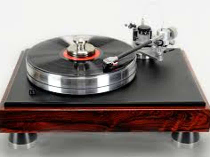 VPI Industries Classic 3 with JMW Memorial Tonearm