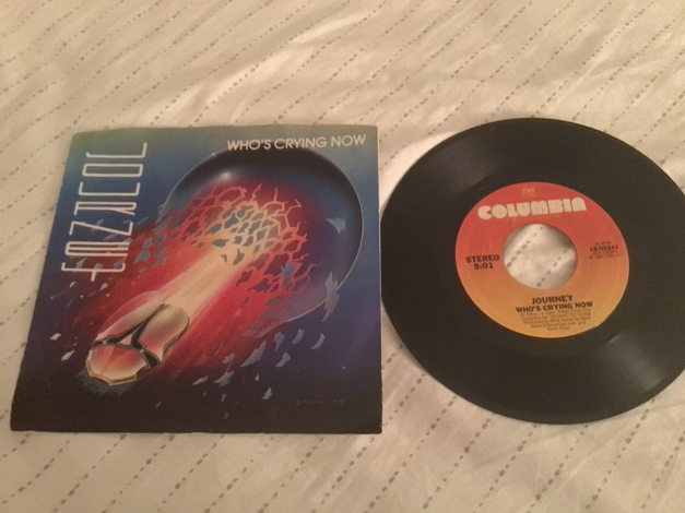 Journey 45 With Picture Sleeve