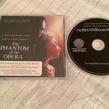Andrew Lloyd Webber The Phamtom Of The Opera