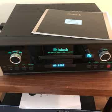 McIntosh MCD550 CD/SACD Player