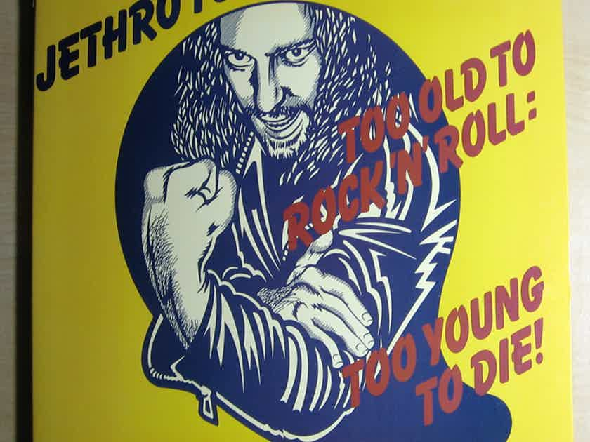 Jethro Tull - Too Old To Rock N' Roll: Too Young To Die! - Chrysalis CHR 1111