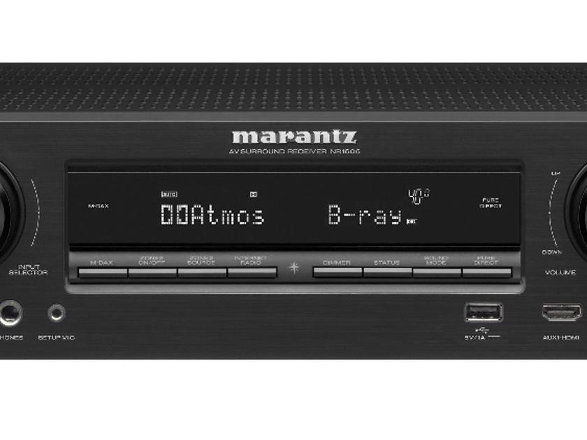 Marantz NR1606 A/V Surround Reciever