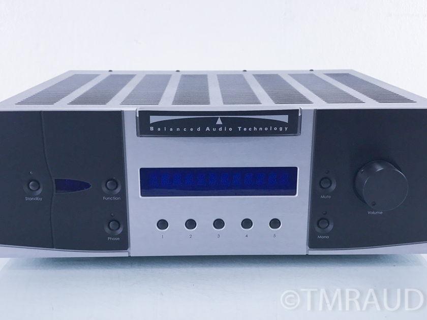 BAT VK-32SE Tube Preamplifier VK32SE, Remote (3869)