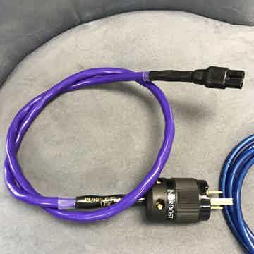 Purple Flare & Blue Heaven