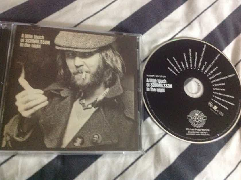 Harry Nilsson - A Little Touch Of Scmillsson In The Night RCA Records With 5 Bonus Tracks Compact Disc