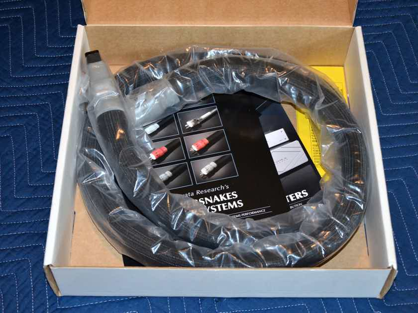Shunyata Research Anaconda Alpha Power Cord ( 2 meter / 20A )