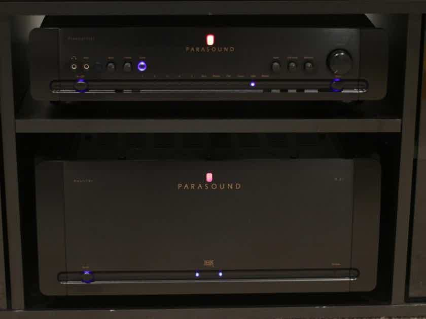 Parasound Halo A21 Amplifier 250wpc x 2 Stereo Amp ..................near San Francisco, CA