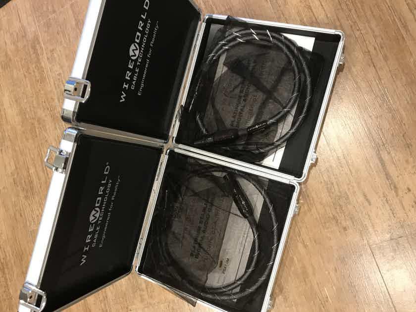 Wireworld Platinum Eclipse 7 AES/EBU 110 Ohm Digital Cable