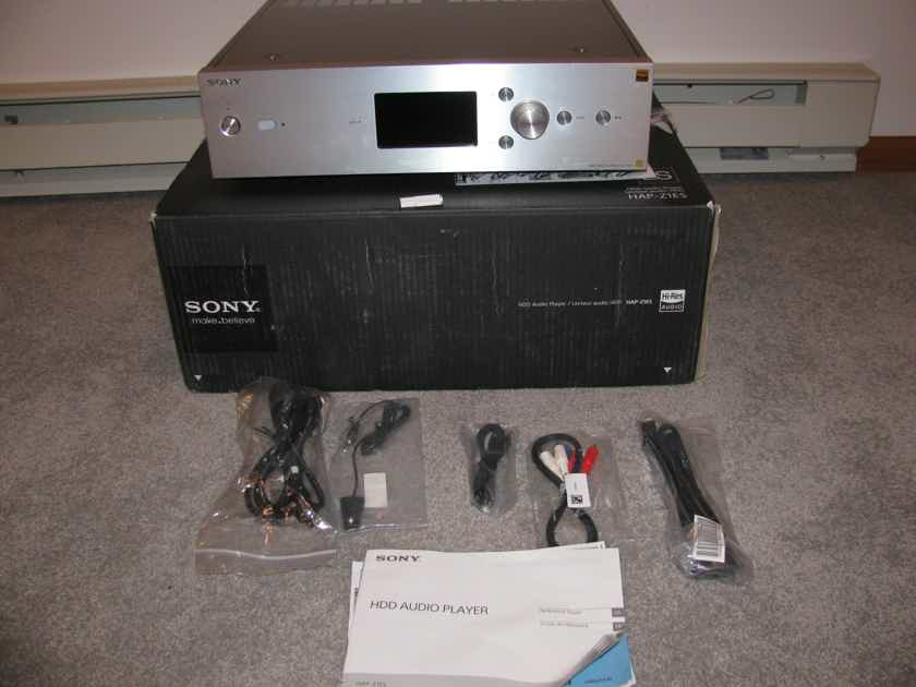 Sony HAP-Z1ES HDD Music Server