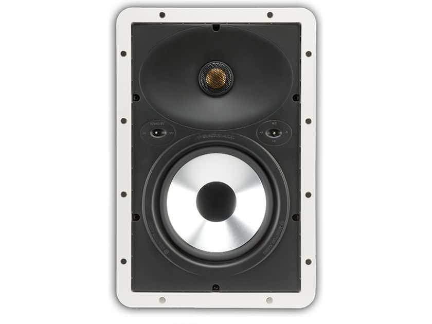 MONITOR AUDIO WT265 Trimless In-Wall Speaker: New-in-Box; Full Warranty; 60% Off
