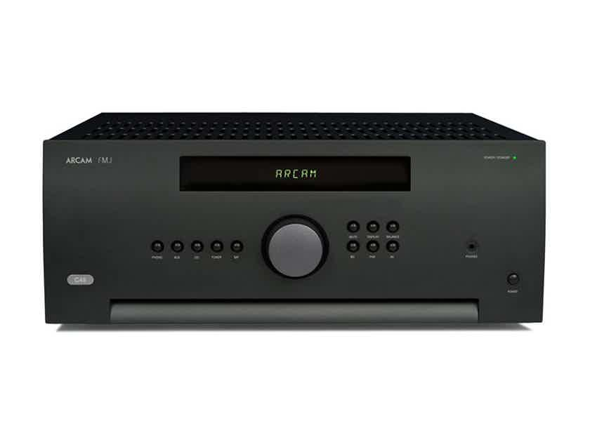 ARCAM FMJ C49 Preamplifier -  NEW-In-Box; Full Warranty; 60% Off; Free Shipping