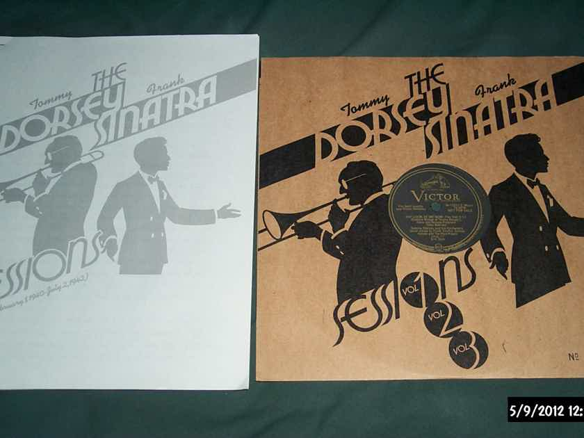 Frank Sinatra - Rare Ltd. Edition 78 rpm nm 10 inch vinyl RCA Label
