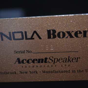 Nola Speakers Boxer