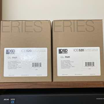 OSD Audio ICE520 in ceiling speakers, two pair for less...