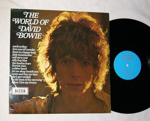 DAVID BOWIE LP--