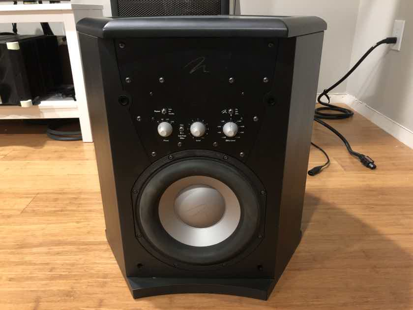 """Martin Logan Descent Subwoofer 400W - Three 10"""" Drivers at 270° (Pair or Single) - No PayPal Fees"""