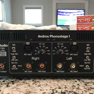 Zesto Audio Andros 1.2