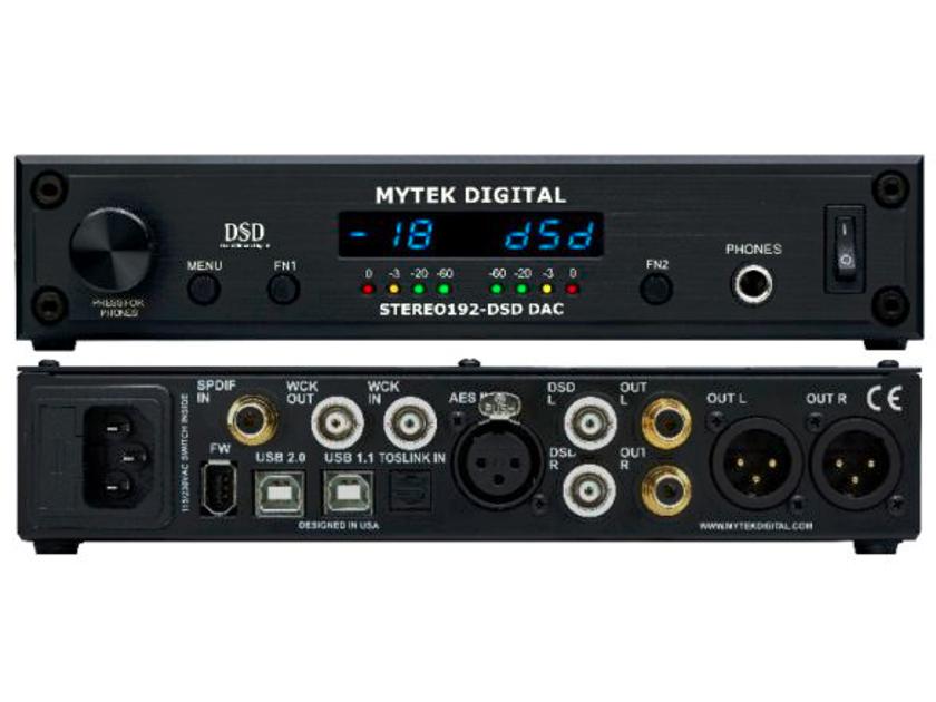 Mytek Stereo192-DSD DAC
