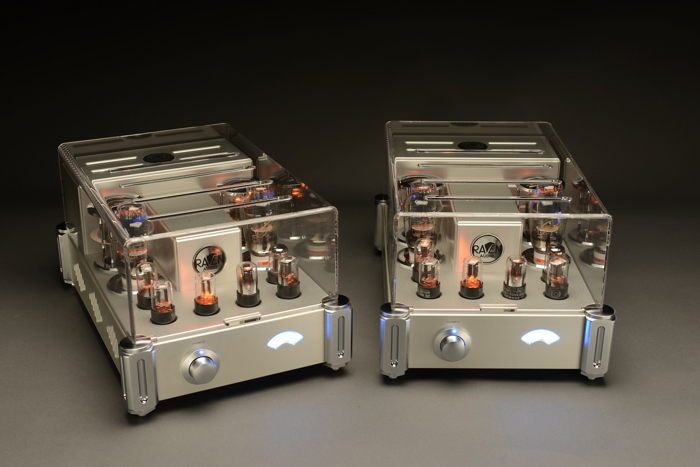 Amplifier Covers McIntosh, Audio Block