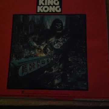Soundtrack  - King Kong John Barry Warner Brothers Reco...