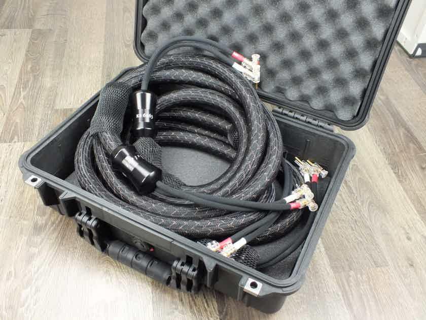 Kimber Kable KS-6063 speaker cables 3,0 metre
