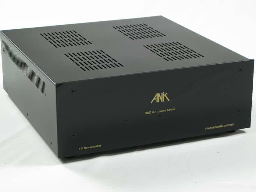 Audio Note Kits Dac 4 1 Factory Assembled Da Converters