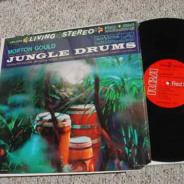 jungle drums lp record RCA LSC-1994