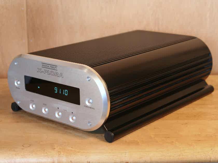 Musical Fidelity X-PLORA Tuner X-A