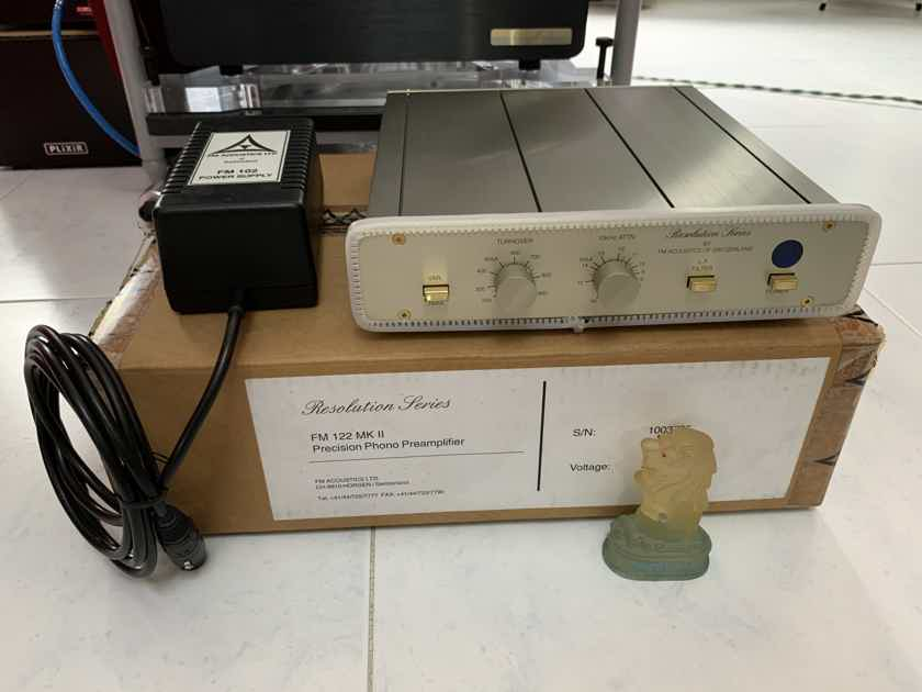 FM Acoustics FM-122 MKII