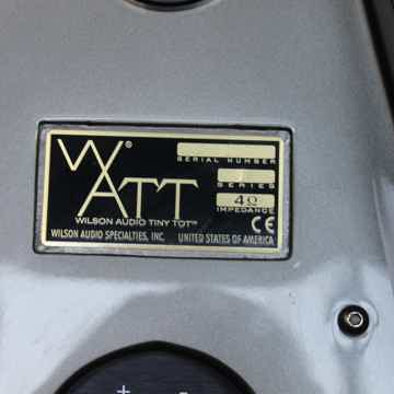 Wilson Audio Watt Puppy 7