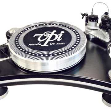 Prime Signature Turntable