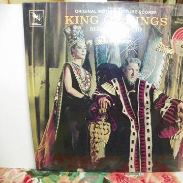 MIKLOS ROZA KING OF KINGS