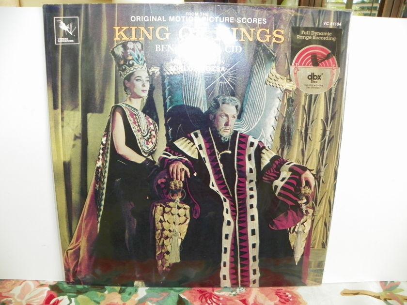 MIKLOS ROZA - KING OF KINGS dbx ENCODED