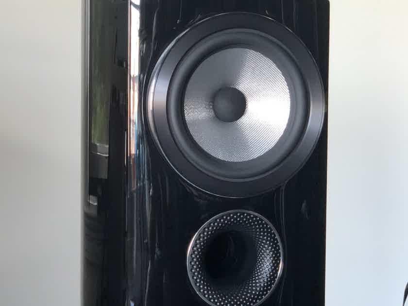 B&W 805 D3 Speakers - Mint