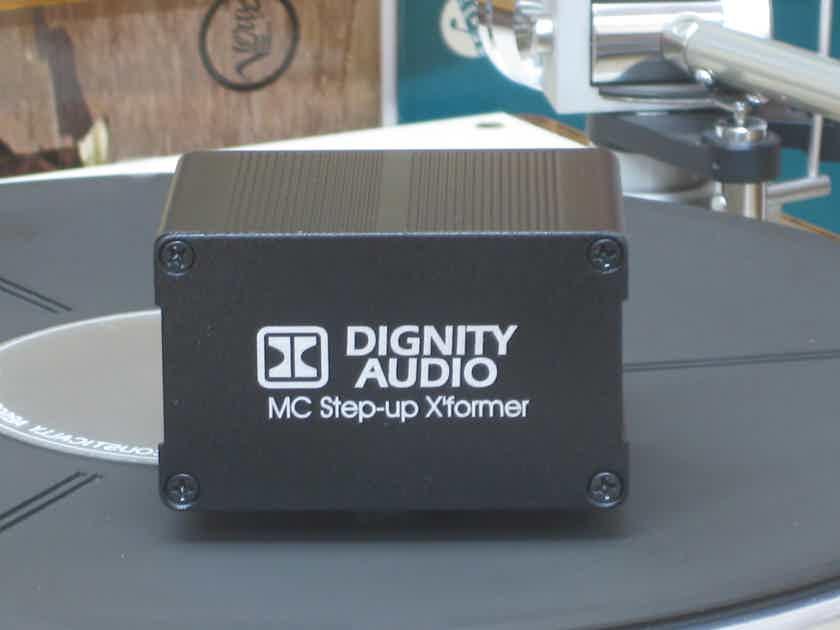 Dignity Audio MC step-up X'sformer